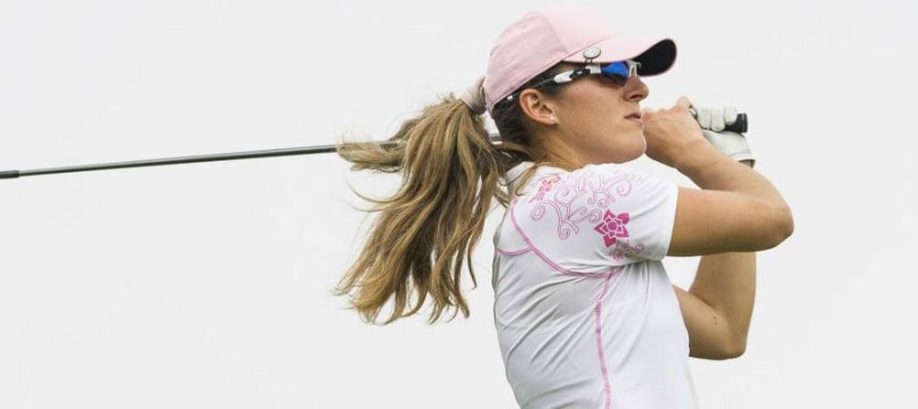 Ladies Open de France Celine Herbin