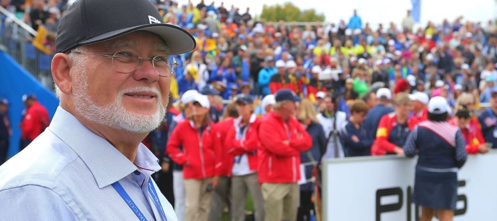 John Solheim - CEO von PING - ist der Sohn des Solheim-Cup-Gründers Karsten Solheim. (Foto: Getty)