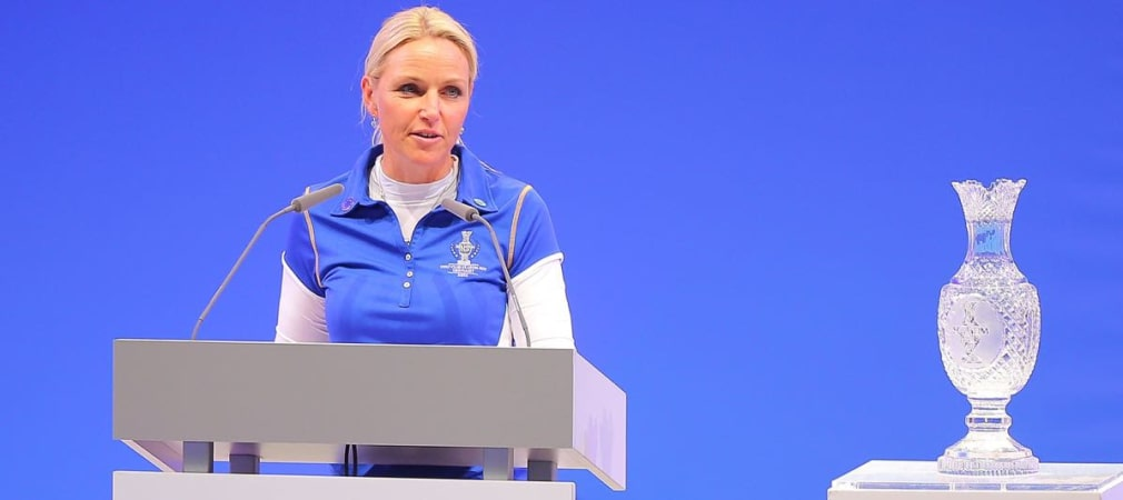The Solheim Cup 2015 - Carin Koch