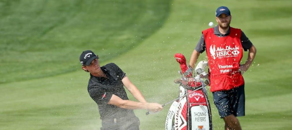 Hat sich die richtigen Eisen gegriffen: Thomas Pieters aus Belgien mit dem ersten Sieg auf der European Tour. (Foto: Getty)