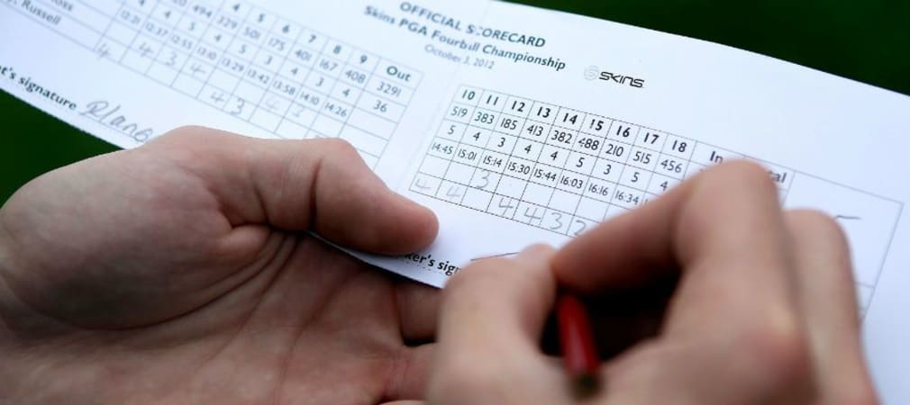 Starke Verbesserungen oder Verschlechterungen führen am Jahresende u. U. zu einer Handicap-Anpassung. (Foto: Getty)