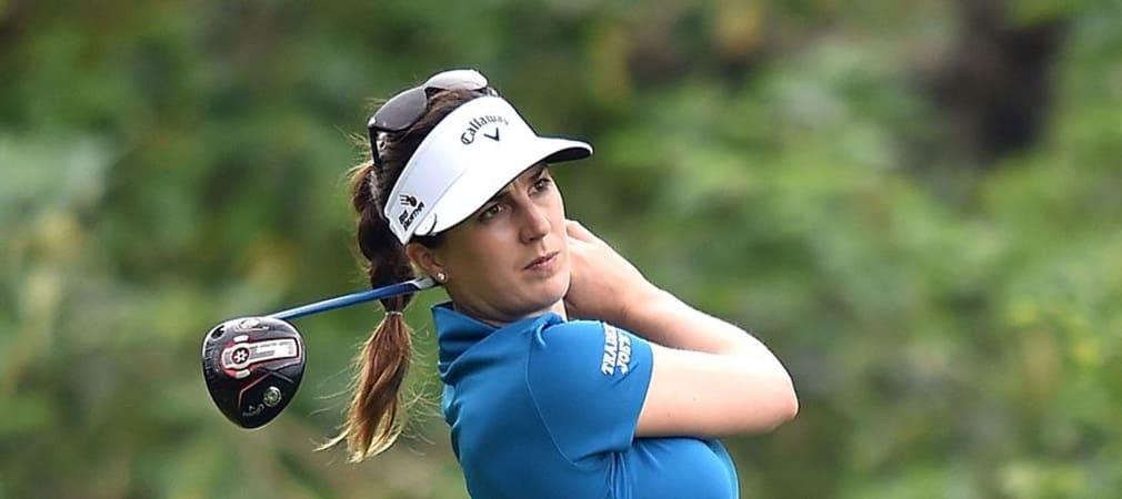 Sandra Gal Blue Bay LPGA