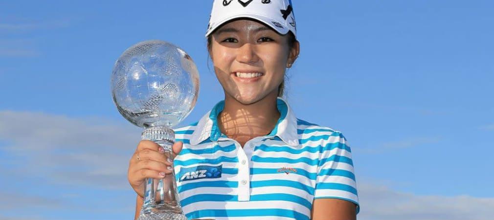 Lydia Ko ist auch 2015 der Race to the CME Globe Champion und zudem Rolex Player of the Year. (Foto: Getty)