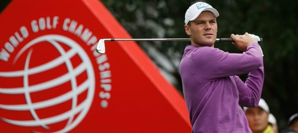 2014 kam Martin Kaymer auf den geteilten sechsten Platz beim WGC - HSBC Champions. (Foto: Getty)