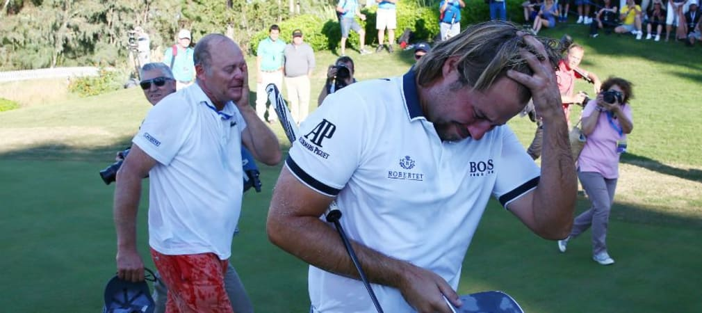 Victor Dubuisson Turkish Airlines Open