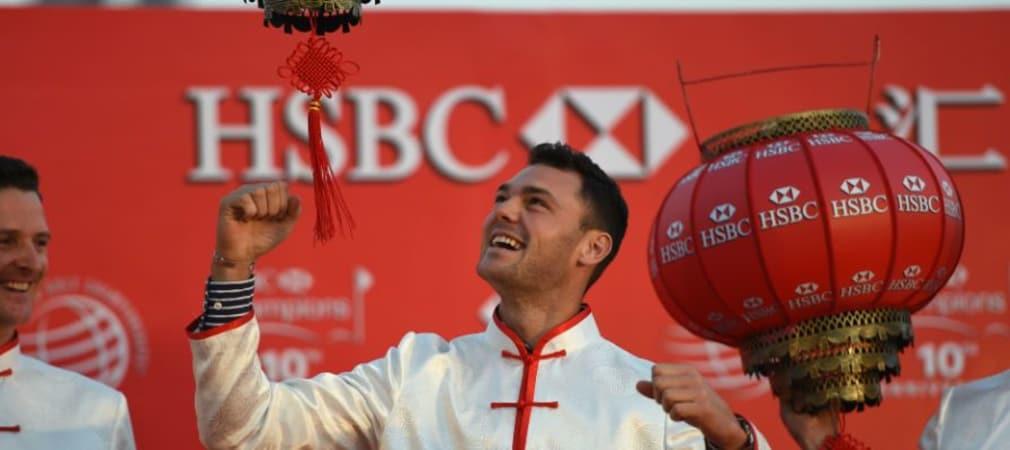 Es soll hoch hinaus gehen für Martin Kaymer bei der WGC HSBC Champions, am besten so hoch wie bei seinem Sieg 2011. (Foto: Getty)