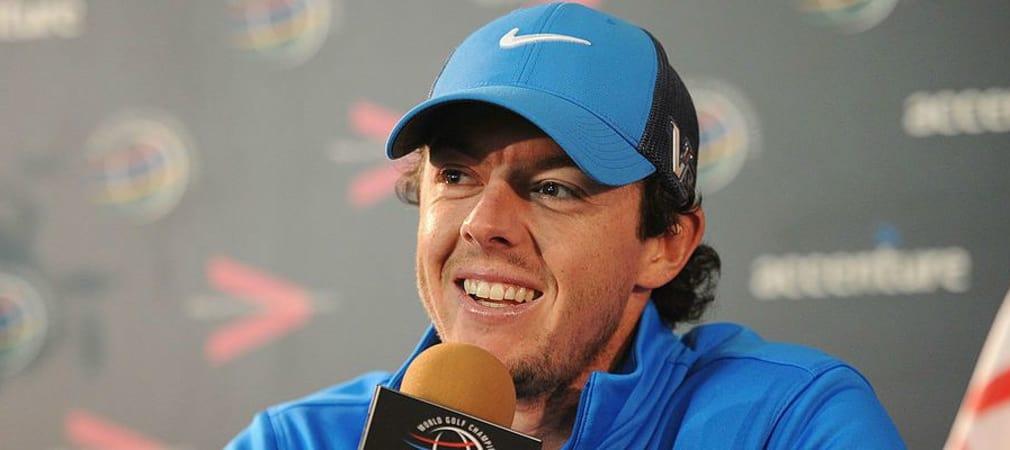Rory McIlroy äußerte sich gegenüber dem Irish Independent zur Bedeutung von Olympia für den Golfsport. (Foto: Getty)