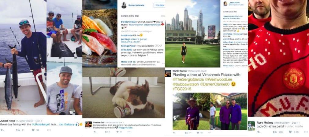 Social Media Golf Stars