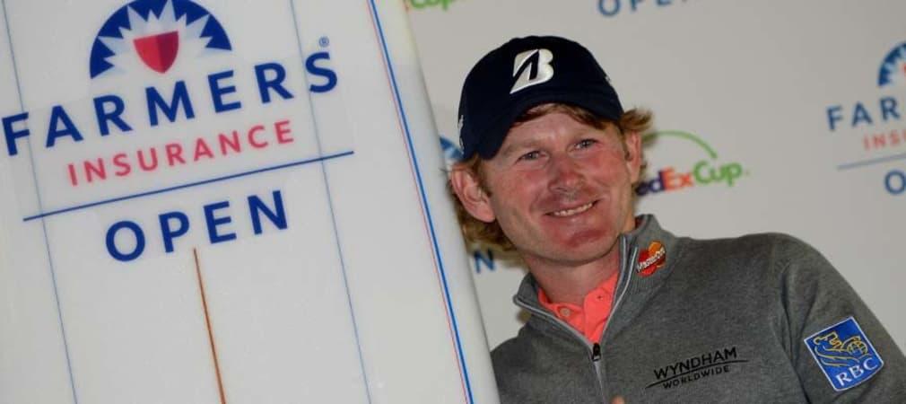 Brandt Snedeker gewinnt die Farmers Insurance Open, ohne am entscheidenden Tag einen Schlag spielen zu müssen.