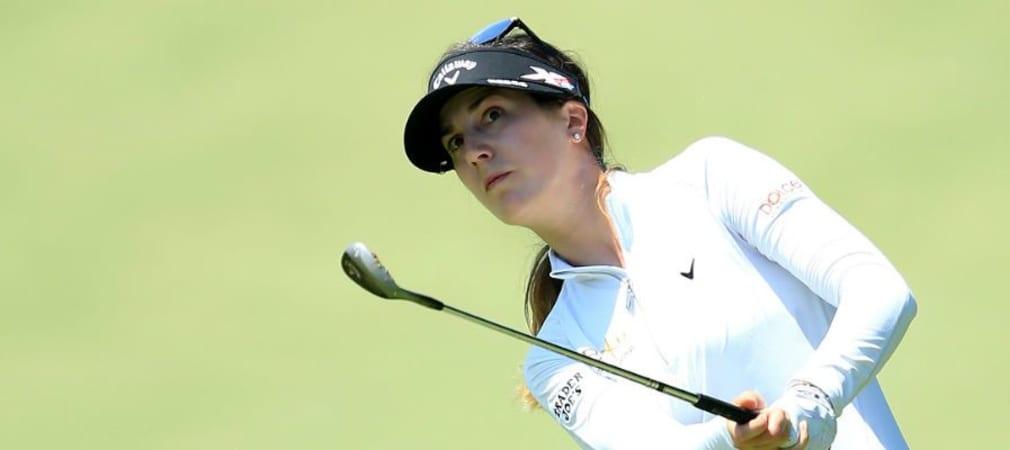 Sandra Gal liefert in Thailand bei der Honda LPGA Thailand bis dato eine solide Leistung ab. (Foto: Getty)