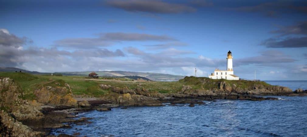 Im Jahr 2009 fand die letzte Open Championship in Turnberry statt, 2014 kafte Donald Trum dann das Resort an der schottischen Küste.