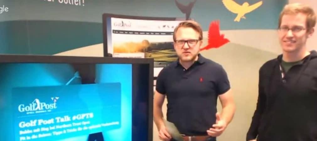 Diese Woche im Golf Post Talk: Der Profi-Zirkus und die Frage, wie man fit für die neue Saison wird. (Foto: Youtube)