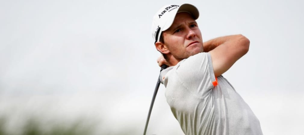 Maximilian Kieffer startet als einziger Deutscher in den Moving Day der Hero Indian Open. (Foto: Getty)
