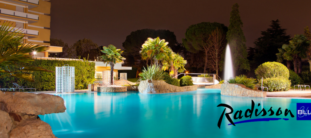 Das Radisson Blu Terme di Galzignano besitzt eine großzügige Pool- und Thermenlandschaft. (Foto: musement.com)