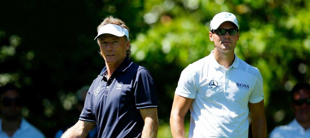 Martin Kaymer und Bernhard Langer sind die deutschen Hoffnungen beim Masters in Augusta. (Foto: Getty)