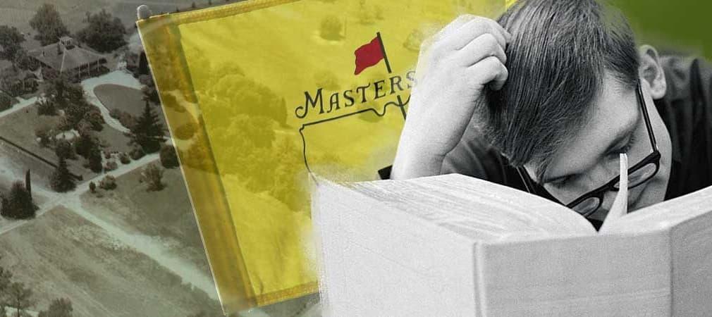 Golf Post erzählt die Entstehung des Augusta National Golf Clubs und des Masters in einem dreiteiligen Roman nach.