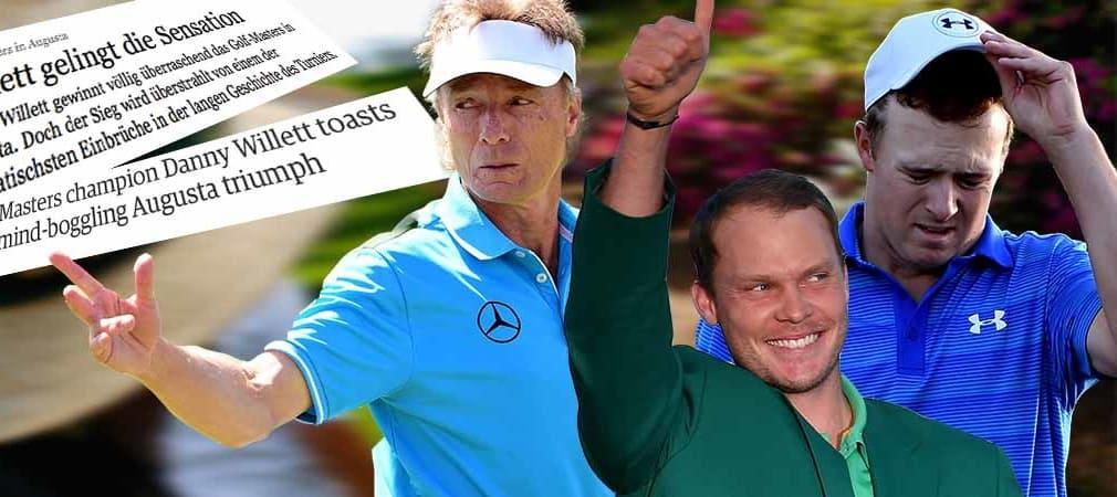 Pressestimmen Medie US Masters Tournament 2016 in Augusta