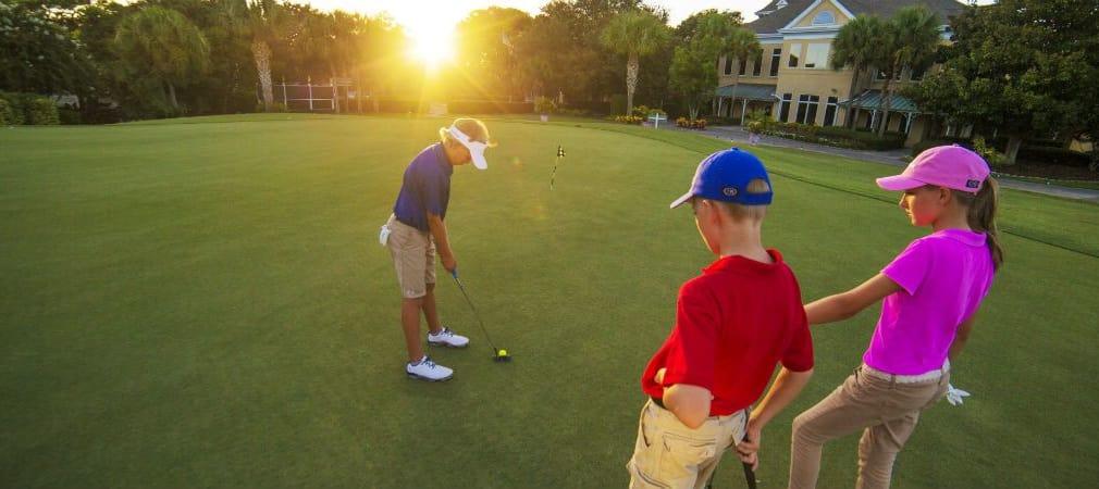 Die Schlägerwahl ist entscheidend für das eigene Spiel. Vor allem bei Kindern ist dies schwierig, wie Fabian Bünker erklärt. (Foto: Golfmaniacs)