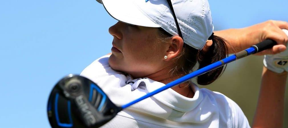 Caroline Masson steigt in der Weltrangliste auf. (Foto: Getty)