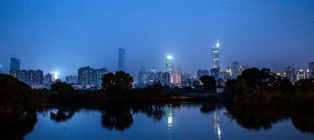 Maximilian Kieffer und Marcel Siem starten in der aufsteigenden Metropole Shenzhen. (Foto: Getty)