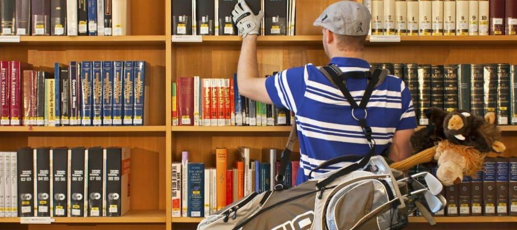 Raus aus dem Hörsaal und rauf auf den Platz. Die Unigolftour mobilisiert die golfenden Studenten und vernetzt sie. (Foto: Unigolftour/Felix Naumann)