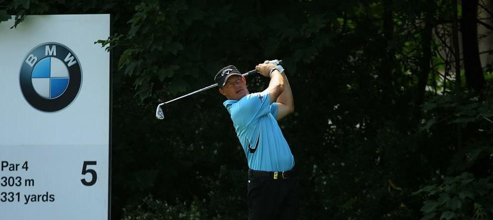 Alex Cejka, der sonst hauptsächlich auf der PGA Tour unterwegs ist, will bei seinem Heimspiel ganz vorne mitspielen. (Foto: Getty)