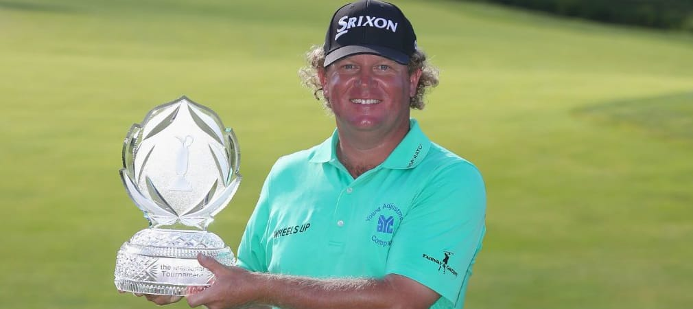William McGirt fährt beim Memorial Tournament seinen ersten Sieg auf der PGA Tour ein. (Foto: Getty)