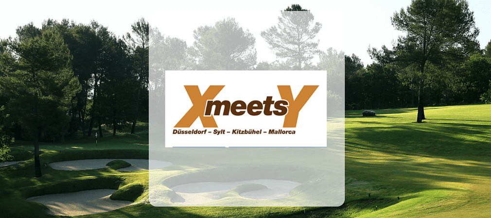 X meets Y - Die Golfturnierserie, die vier Premium-Destinationen miteinander verbindet.