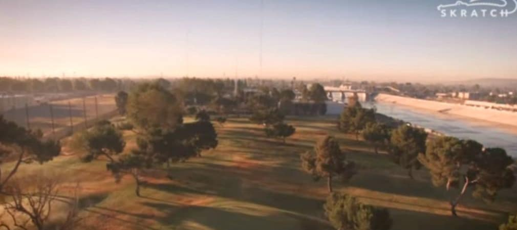 Der Golfkurs in Compton wurde auf einer alten Müllhalde errichtet. (Foto: Screenshot)