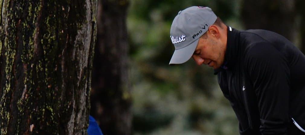 Maximilian Kieffer zittert sich gegen Mikko Ilonen unter die besten 16. (Foto: Getty