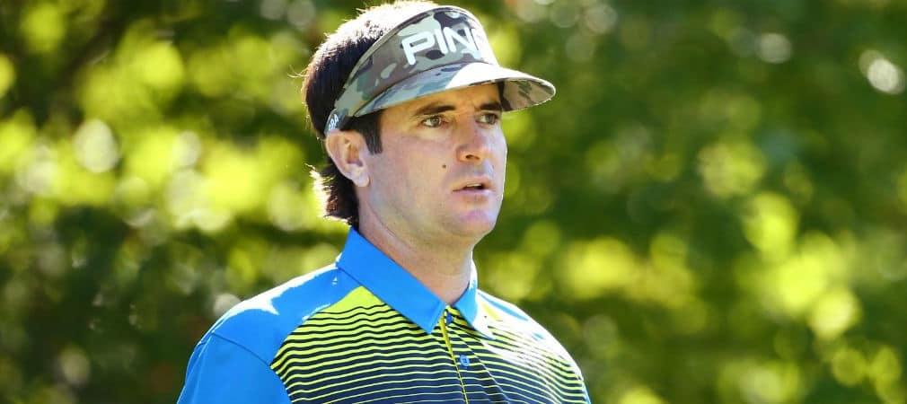 Darf Bubba Watson doch noch mit zum Ryder Cup oder muss er zu Hause bleiben? (Foto: Getty)