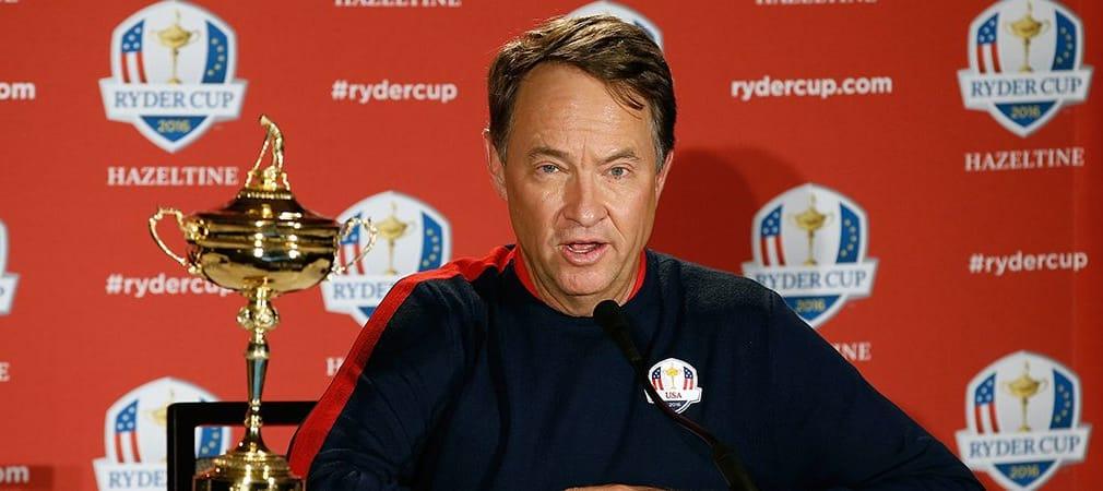 Captain Davis Love III Team USA Captains Picks Ryder Cup 2016