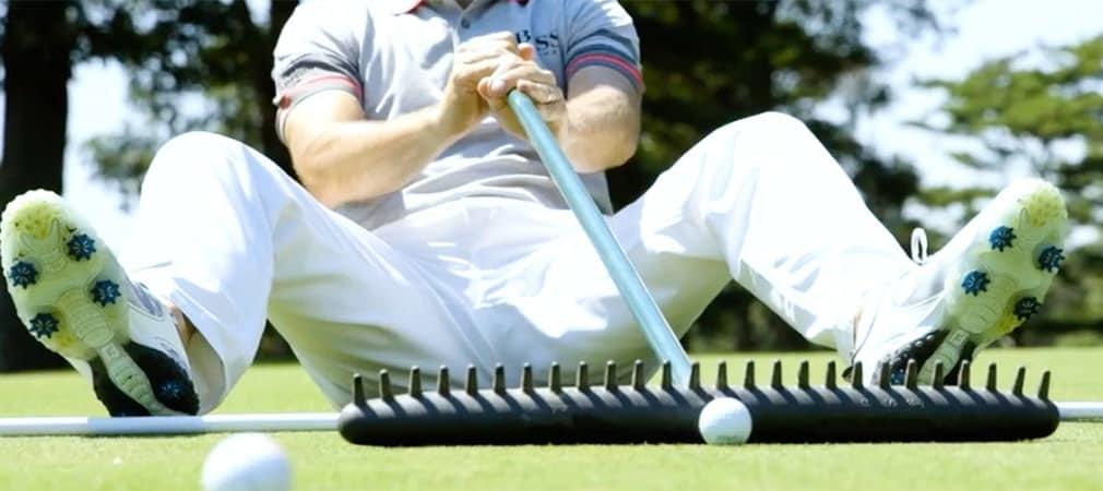 Golf Video Tin Cup Challenge PGA Tour Pros Robert Streb Ben Crane