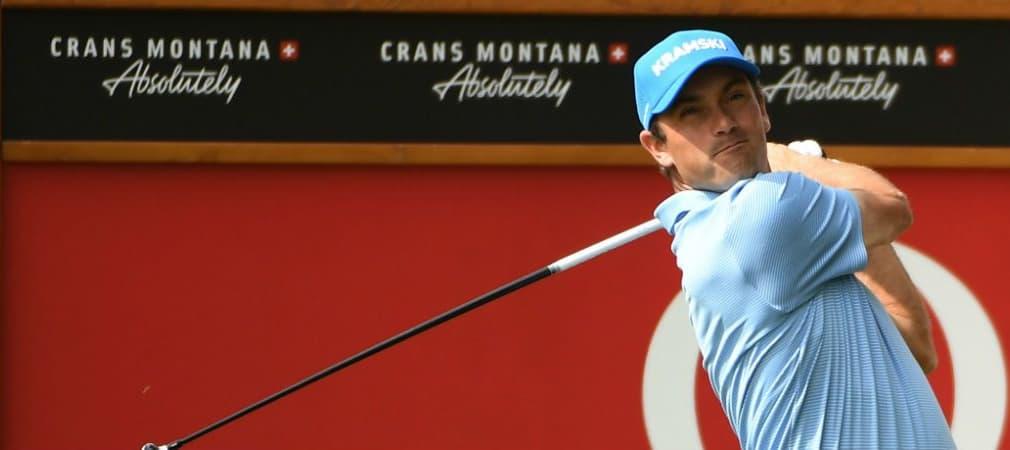 Florian Fritsch kann mit seiner guten Platzierung beim Omega European Masters sehr zufrieden sein. (Foto: Getty)