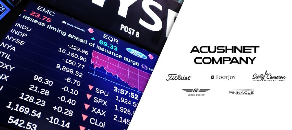 Der amerikanische Equipment-Riese Acushnet, zu dem die Marken Titleist und Footjoy gehören, will an der New Yorker Börse durchstarten. (Foto: Getty/acushnetcompany.com)