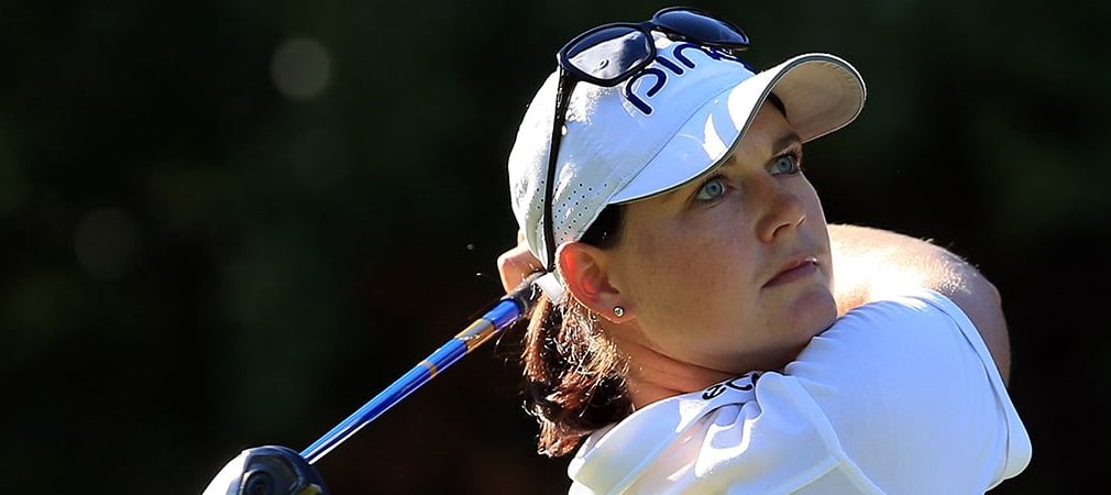 Caroline Masson bei der Fubon LPGA Taiwan Championship 2016