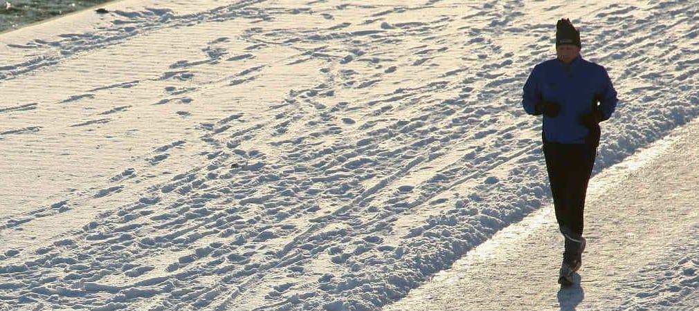 Auch im Winter ist Fitness für Golfspieler wichtig. (Foto: Getty)