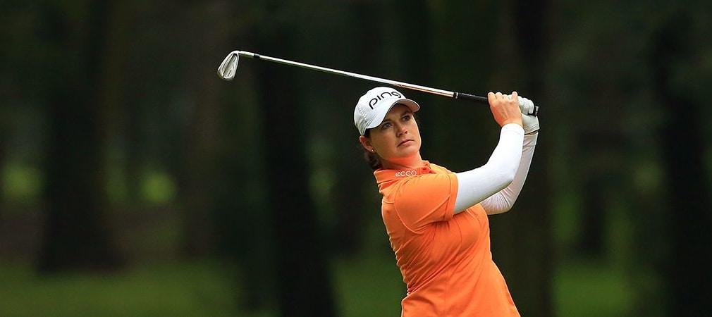 Caroline Masson Lorena Ochoa Invitational Runde 2