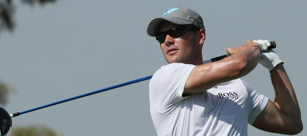 Für Martin Kaymer läuft es nicht ideal bei der DP World Tour Championship. (Foto: Getty)