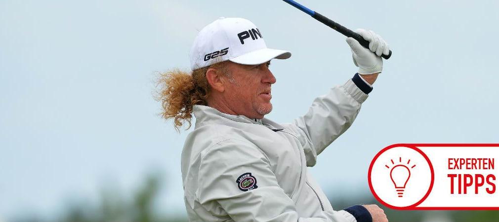Bei alltäglichen Bewegungen macht man sich kaum bewusst, wie man sie ausführt. Beim Golfschwung hat man meist zu viele. (Foto: Getty)