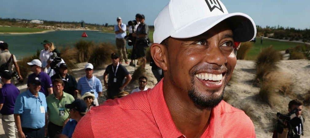 Tiger Woods feiert nach über einem Jahr Pause sein Comeback bei der Hero World Challenge auf den Bahamas.