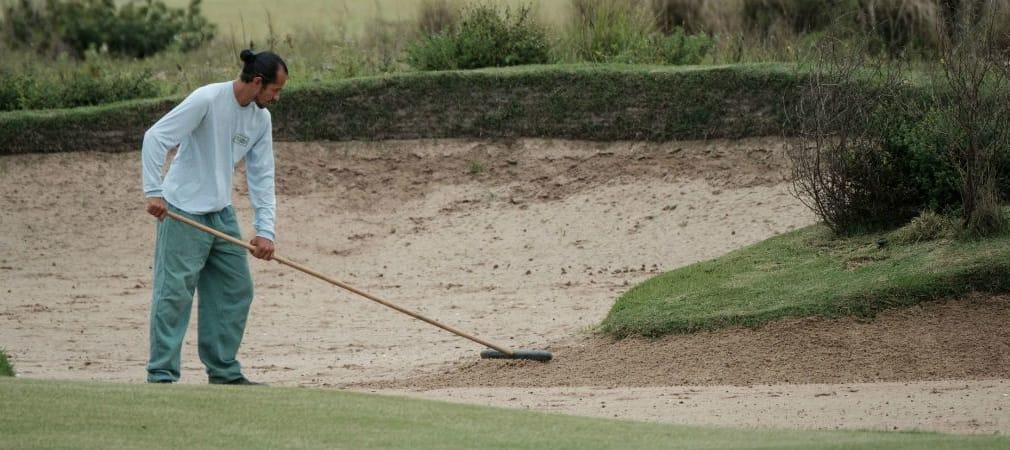 Olympisches Ödland: Die Betreiber des Golfplatzes der Olympischen Spiele von Rio streiten sich mit dem Verband. (Foto: Getty)
