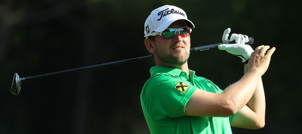 Bernd Wiesberger bleibt cool in der zweiten Runde der Turkish Airlines Open. (Foto: Getty)