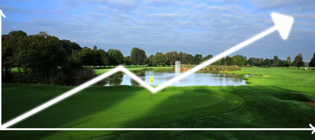 Der Deutsche Golf Verband verzeichnet einen leichten Zugewinn bei seiner Mitgliederzahl. (Foto: Getty)