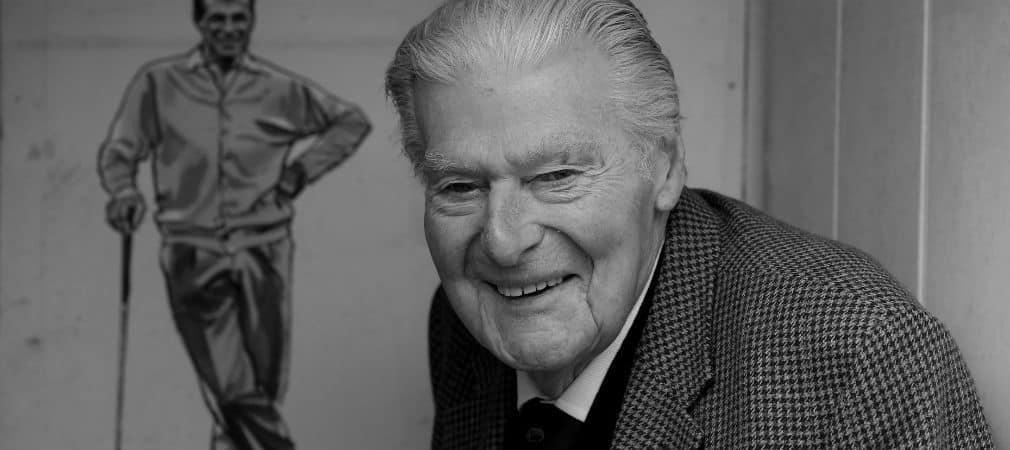 Mit 91 Jahren verstarb John Jacobs, Gründervater der European Tour.