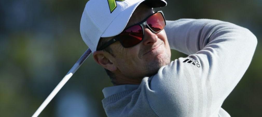 Justin Rose gewann bei Olympia in Rio de Janeiro die erste Goldmedaille im Golf seit über 100 Jahren.