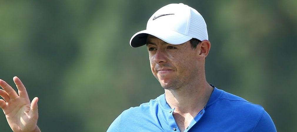 Rory McIlroy neues Equipment 2017 Callaway Odyssey Titleist