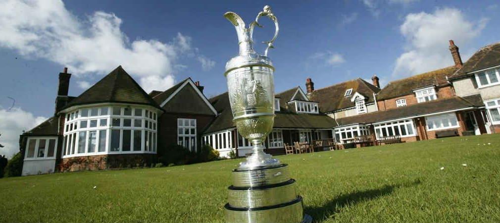 Royal St George's wird Gastgeber der 149. British Open im Juli 2020.
