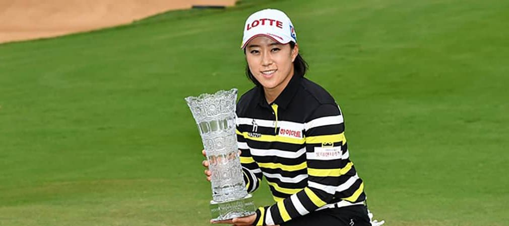 World Ladies Championship 2017 Siegerin Hae Rym Kim