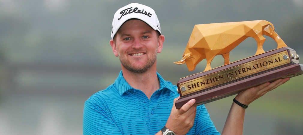 Bei der Shenzhen International feiert Bernd Wiesberger seinen vierten European-Tour-Sieg. (Foto: Getty)